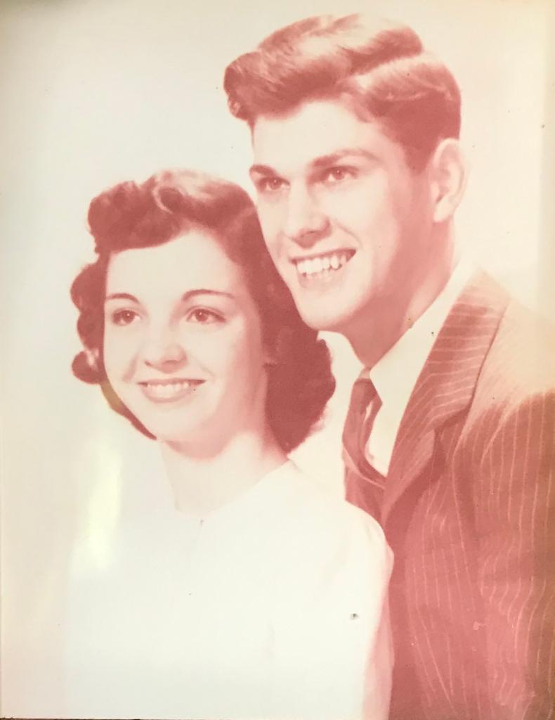 William and Audrey Bruce